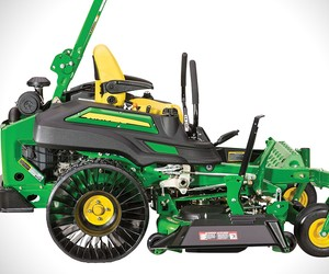 John Deere Airless-Tire Mower