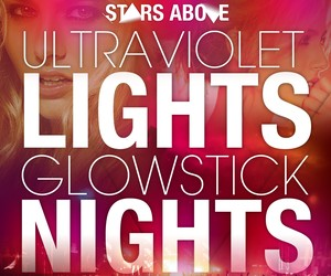 Stars Above - UV Lights and Glowstick Nights
