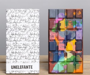 ARTISAN CHOCOLATE BARS BY UNELEFANTE X CHEF JORGE