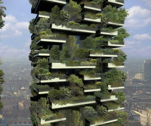 Bosco Verticale in Italy