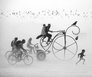 Surreal Photos Capture the Essence of Burning Man