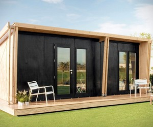 viVood Prefab Tiny Home