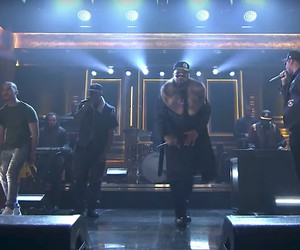 Wu-Tang Clan x The Roots live @ Jimmy Fallon