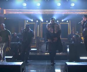 Wu-Tang Clan x The Roots live @ Jimmy Fallon