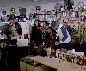 Wu-Tang live @ NPRs Tiny Desk Concerts