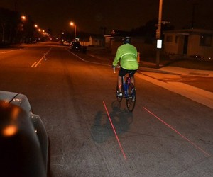 X-Fire - Bicycle Laser Lane Marker