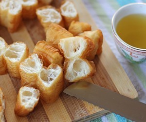 Youtiao - Chinese Crullers