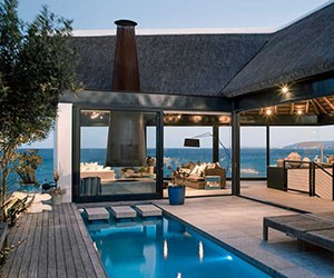 South African Oceanfront Masterwork