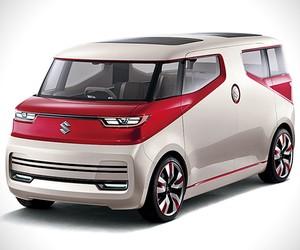 Suzuki Air Triser Minivan