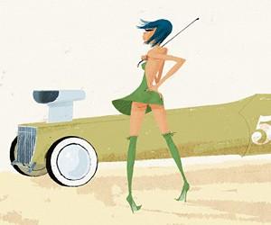 Illustrations by Simone Massoni