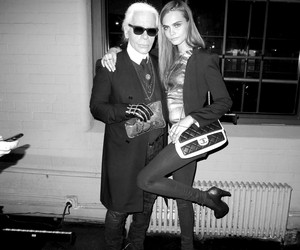Karl Lagerfeld for Melissa Collection Launch