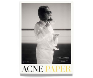 Acne Paper 15th 2014 The Actress Issue