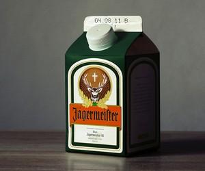 Alcohol Milk Cartons