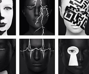 Black and white by Alexander Khokhlov