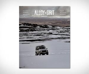 Alloy+Grit Magazine