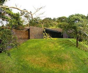 Contemporary Costa Rica Casa