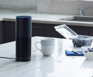 Amazon Echo Capital One Alexa Skill