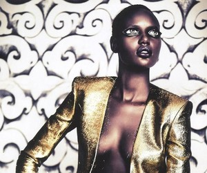 Ajak Deng by Paolo Roversi