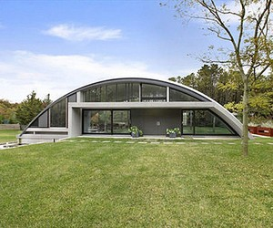 Arched Residence in NY