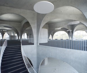 Tama Art University Library // Toyo Ito 伊東豊雄建築設計事務