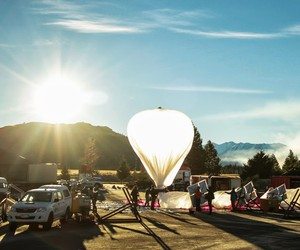 "The Google Project ""Loon"""