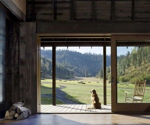 Canyon Barn in Washington