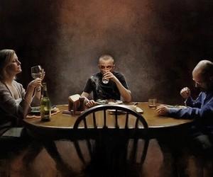 """""""Breaking Bad Scene Paintings"""" by Isabella Morawet"""