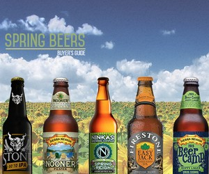 Best Beers To Drink This Spring