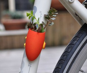 Bike Planter - Decorate Your Bike