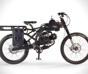 Motoped Black Ops Survival Bike