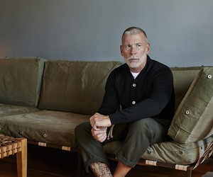 Inside Nick Wooster's New York Apartment