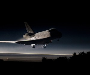 Space shuttle era ends with Atlantis