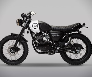 LDN Born Mutt Cafe Racer