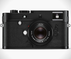 Leica M Monochrom Black & White Camera