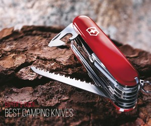 Best Camp Knives