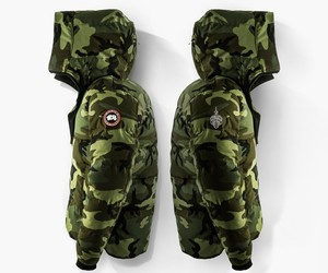 Canada Goose Limited Edition Parka for NBA