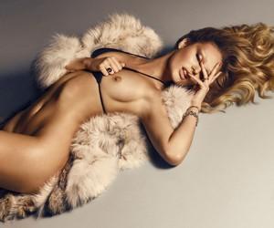 Candice Swanepoel x Lui September 2015