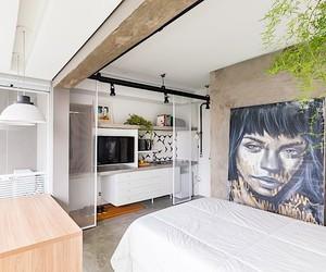 Casa 100 is a stylish 24m2 apartment