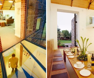 Barn Converted Residence in Guernsey
