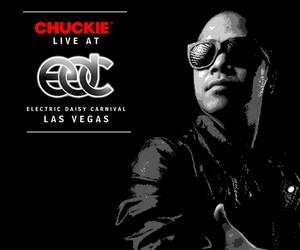 Chuckie @ EDC Las Vegas