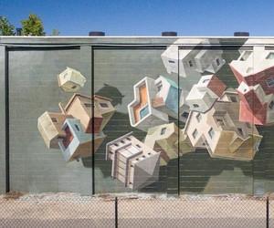 "Mural ""Floating Napa"""
