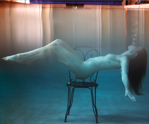 Underwater Portraits By Claudia Legge