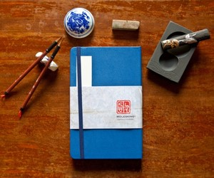 CLOT x Moleskine 'Chinese Menu' Notebook