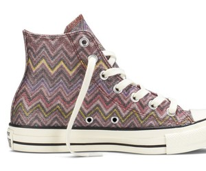 Converse All Star Chuck Taylor Missoni Collection