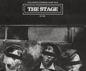 "Curren$y x Smoke DZA x Harry Fraud – ""The Stage"""