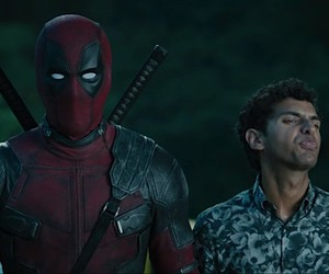 "The preliminary trailer for ""Deadpool 2"""