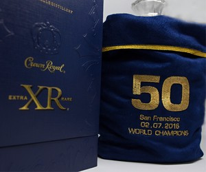 DeMarcus Ware Gets Team Crown Royal XR for Big One