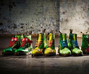 Dr. Martens - Teenage Mutant Hero Turtles