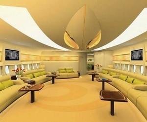 Emirates Airbus 380 - Luxury Jet