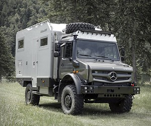The EX 435 from bimobil is a mobile home